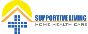 SUPPORTIVE LIVING HOME HEALTH CARE - logo